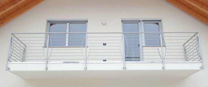 Ringhiere per balconi - Progetto 15 - Vorhauser