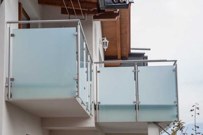 ringhiere per balconi ringhiere : Ringhiere per balconi - Progetto 9 - Vorhauser